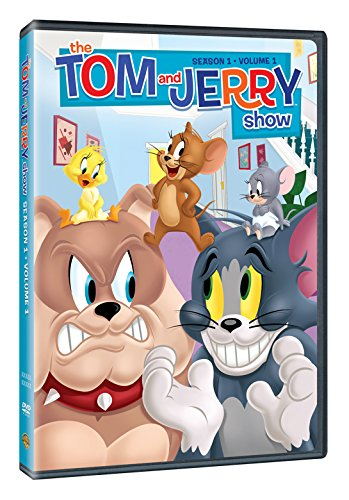 tom & jerry show - season 01 #01 dvd Italian Import