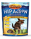 Zuke's Hip Action Dog Treats, Roasted Chicken Recipe, 6-Ounces