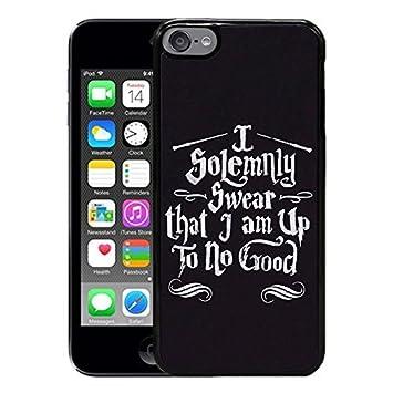 best service b89ce 610ed BALAQUINN - iPod 6 Case,Harry Potter I Solemnly Swear I: Amazon.co ...