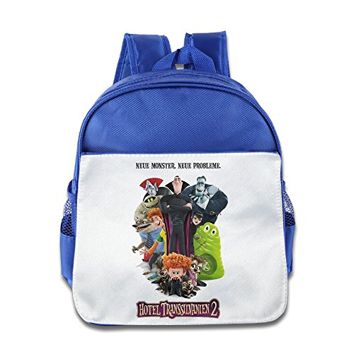 (Ysov Hotel Transylvania Toddler Boys Girls Preshool School Bag RoyalBlue)