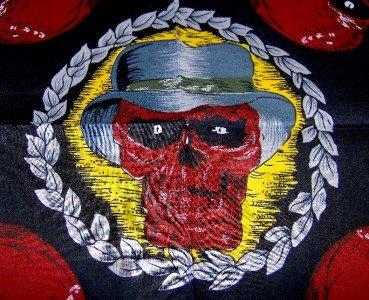 RED SKULL BANDANA EVERYTHING ELSE