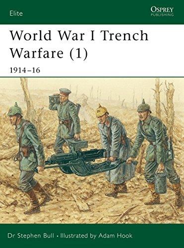 (World War I Trench Warfare (1): 1914–16 (Elite) (Pt.1))