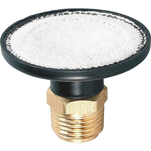 5 Pack - Orbit 1/2 Inch Brass Automatic Sprinkler System Drain Valve