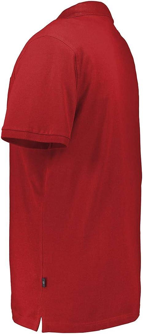 Kitaro XXL Camiseta básica roja: Amazon.es: Ropa y accesorios