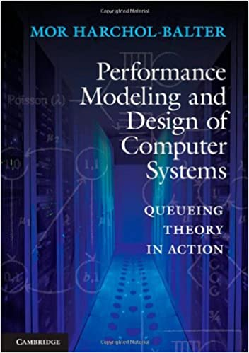 Amazon com: Performance Modeling and Design of Computer Systems