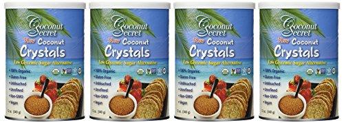 Coconut Secret Crystals Gluten Organic