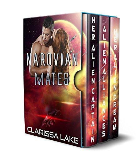 Narovian Mates: Celestial Aliens Mates - series