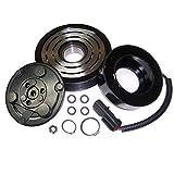 #6: AC Compressor Complete Clutch Kit for 2002 2003 Dodge Durango 4.7 Liter