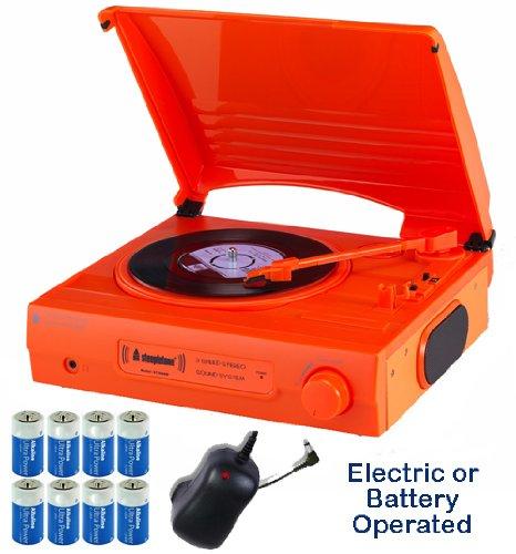 Nostalgic 08 Retro Record reproductor de estilo independiente - no ...