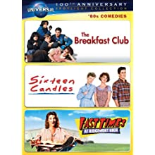 '80s Comedies Spotlight Collection [The Breakfast Club, Sixteen Candles, Fast Times at Ridgemont High] (Universal's 100th Anniversary) (1982)