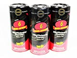 Sun-Glo Shuffleboard Powder Speed #6 - 3 Pack