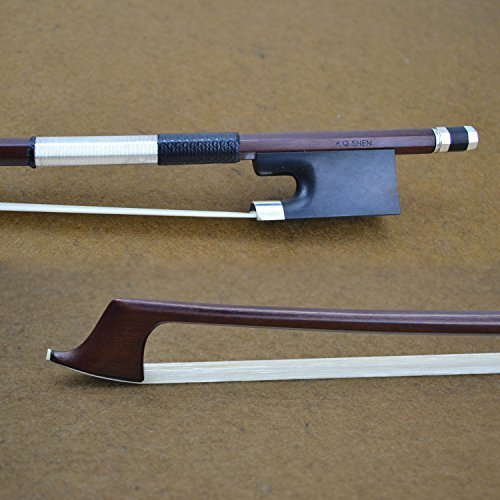 VingoBow New Full Size 4/4 Tourte Model Master Pernambuco Gallery Cello Bow Art No. 910C