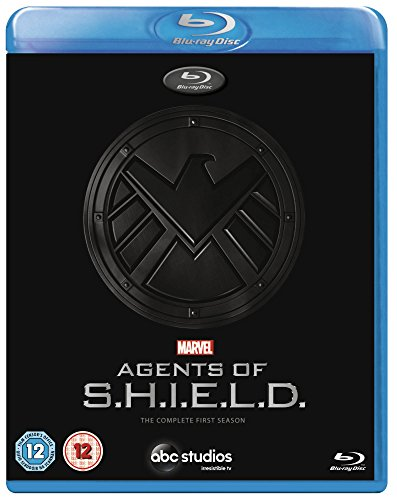 Marvels Agents of S.H.I.E.L.D. - Season 1 [Blu-ray] [Region Free]