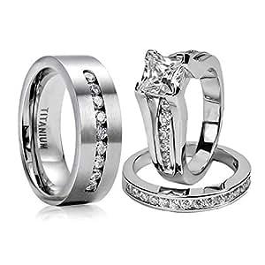 Wedding Ring Band Order