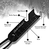 berleben-Znden-Traditional-Bushcraft-Fire-Steel-with-wood-handle-516-thick-Ferro-Rod-Fire-Starter-for-Survival
