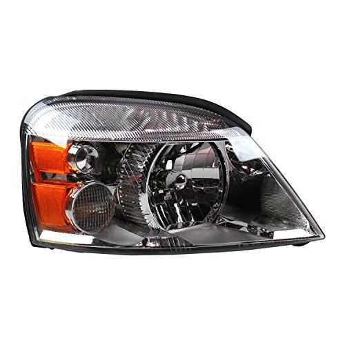 TYC 20-6489-00-1 Ford Freestar Right Replacement Head Lamp