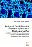 Design of the Differential Difference Operational Floating Amplifier, Eman Soliman, 3639178491