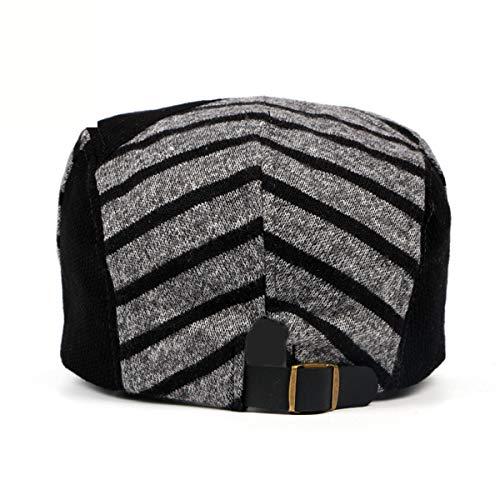 e Gorra Delantero A B hat Sombrero para Bailey Mujer para de Sombrero otoño Sombreros Moda qin Invierno GLLH Hombre de wtpYqvq1x