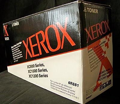 Xerox 6R881 Toner Cartridge-XC800, XC1000, and XC1200 Series Copiers