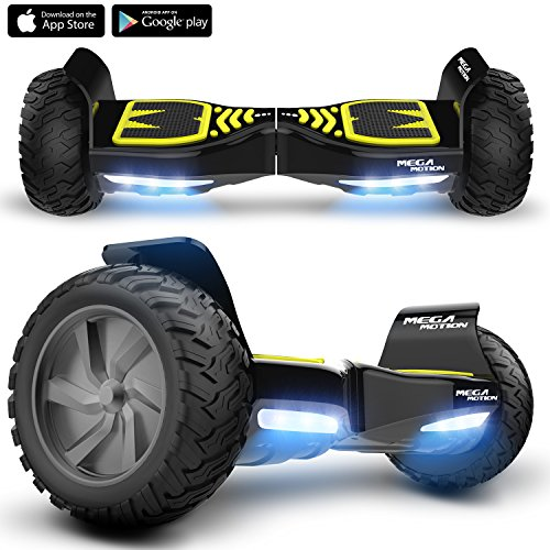 Hoverboard Mega Motion X-strong - 8.5 ' Off-Road Hummer -...