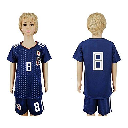 Zakaku SHIRT ボーイズ B07DGFQS3Q18# (4 to 5 Years Old)