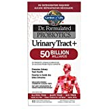 Garden of Life Dr. Formulated Probiotics Urinary Tract + Vcaps - Shelf Stable, 60 Count