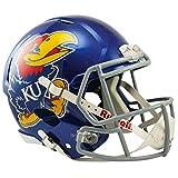 Kansas Jayhawks Officially Licensed NCAA Speed Full Size Replica Football Helmet