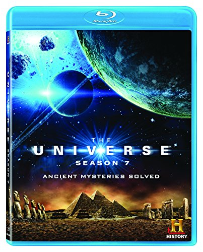 The Universe: Season 7 - Ancient Mysteries Solved [Blu-ray]