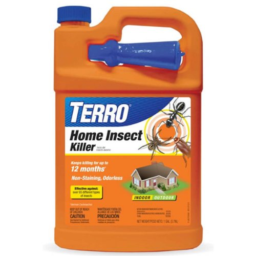 1 Quart Spray Terro Home Insect Killer 12 month Non-Staining, Odorless Indoor/Outdoor by Terro