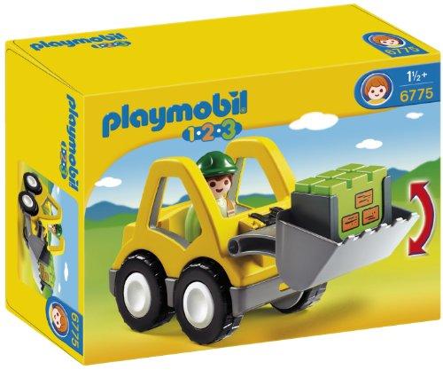 Playmobil Excavator - 3