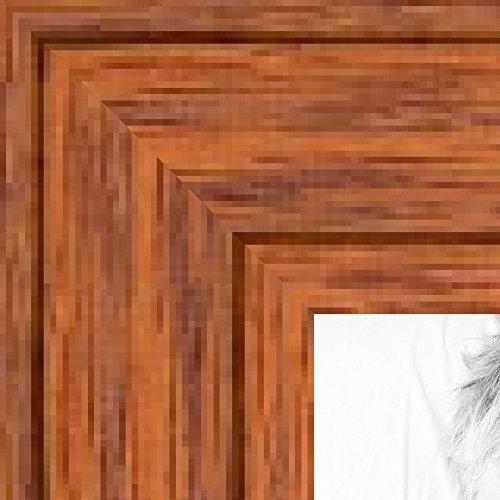 ArtToFrames 1WOM0066-80206-YHNY-3x5 3 by 5-Inch Picture Fram