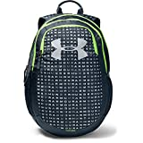 Under Armour Unisex Scrimmage Backpack 2.0, wire//Lime Light, One Size Fits All