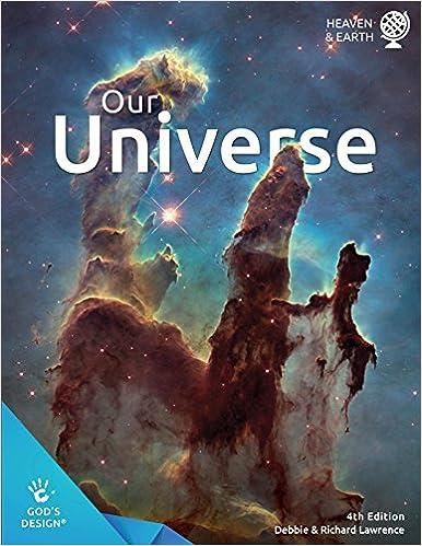 Our Universe (God's Design) by Debbie & Richard Lawrence (2016-02-01)