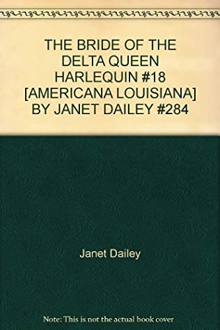book cover of The Bride of the Delta Queen