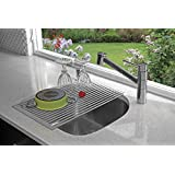 Better Houseware 1434 Over-Sink Roll-up Drying Rack