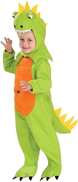 Rubies - Disfraz de Dinosaurio para niños, infantil 3-4 años ...