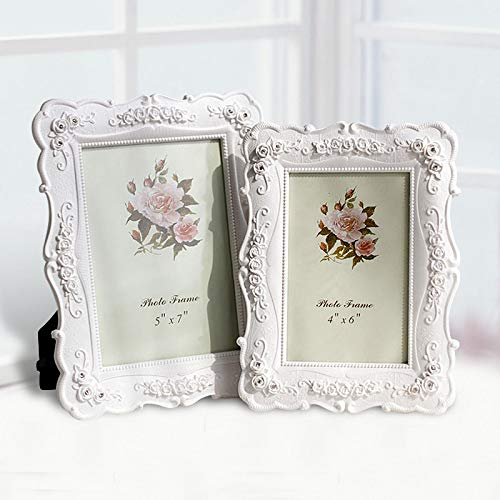 (Glass figurines Picture Frame - 6