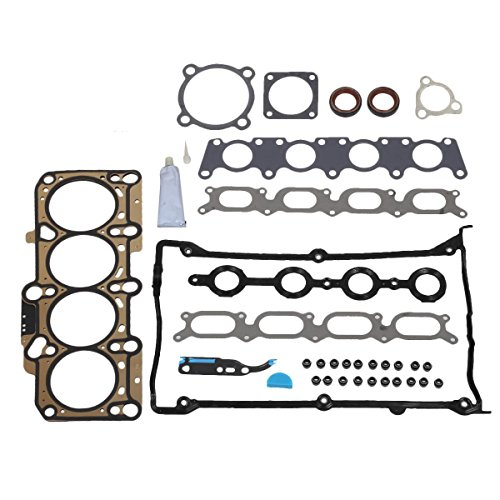 (Cylinder Head Gasket kit Replacement For Audi A4 TT Quattro Replacement For Volkswagen 1.8L)