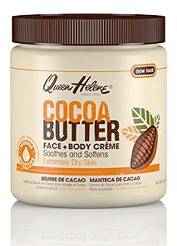 Cocoa Butter Cream Body Scrub - 6