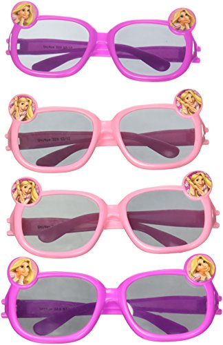 Disney Tangled Novelty Glasses Party Favors, - Discounts Sunglasses