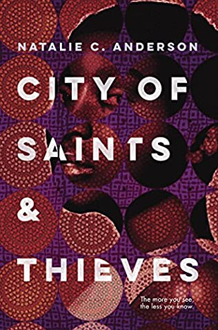 book cover of City of Saints and Thieves