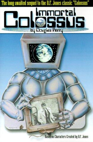 book cover of Immortal Colossus