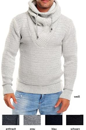 on sale 881a9 a24fe Männer Pullover Strickpullover von CeCe Fashion