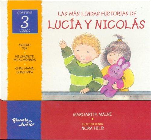 La Valijita de Lucia y Nicolas (Spanish Edition ...