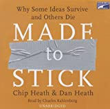Made to Stick (Lib)(CD)