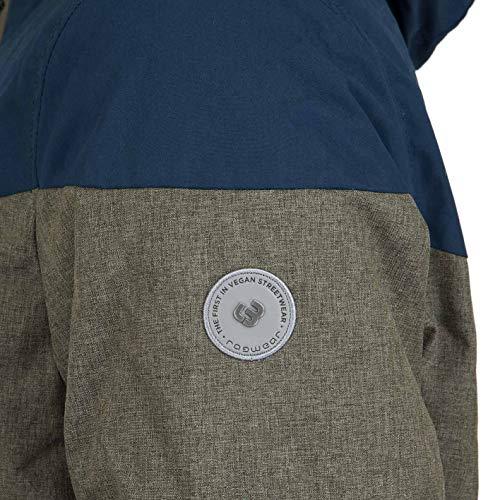 Blouson Ragwear Homme Large Ragwear Blouson Large Ragwear Blouson Bleu Homme Bleu SwBTw