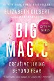 img - for Big Magic: Creative Living Beyond Fear book / textbook / text book