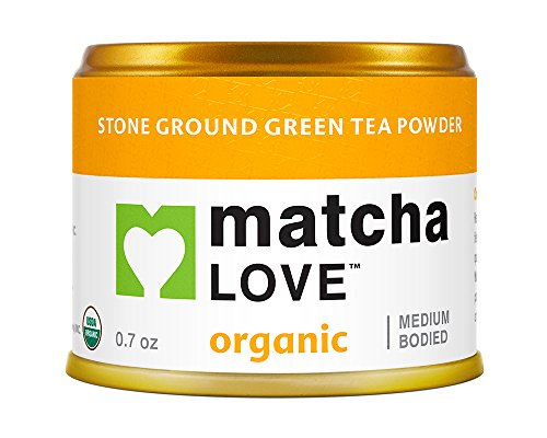 Matcha Love Ceremonial Green Tea,