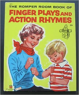The Romper Room Book of Finger Plays and Action Rhymes: June Pierce ...