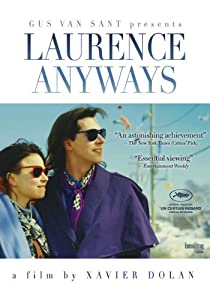 Cover Image for 'Laurence Anyways [2-disc Blu-ray]'